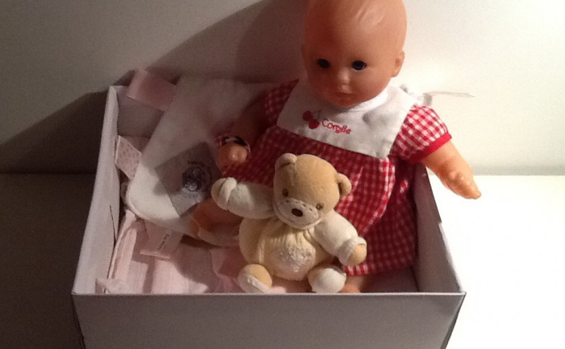Sympathetic Repair for a Little Corolle Calin Doll